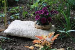 keramika v vrtu